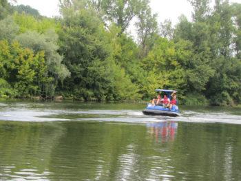 Location d'hydroplanes sur le Lot, en Lot-et-Garonne 47