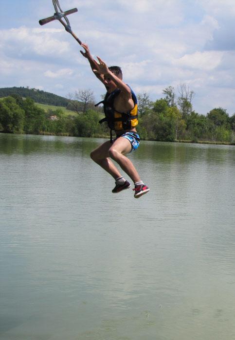 Waterjump lot et garonne